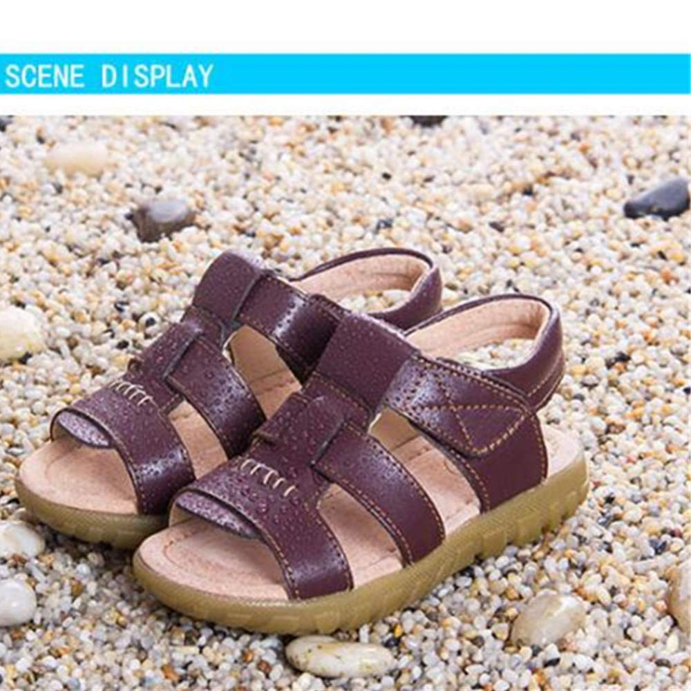 BININBOX Summer Breathable Sandals Girl Boys Toddler Kid Casual Sport Shoe Soft