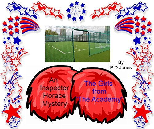 An Inspector Horace Mystery - The Girls from 'The Academy' (Logo Tracksuit)