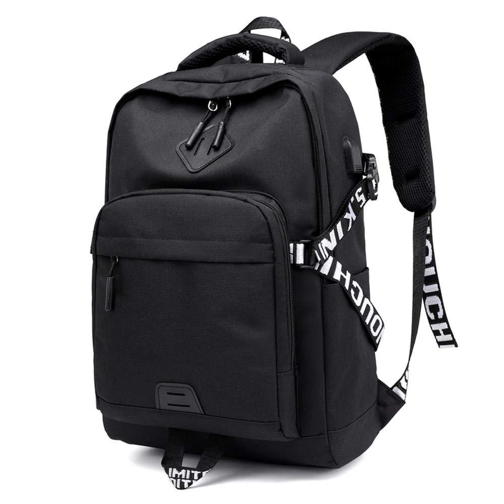 Black Beihu Schoolbag Men Backpack Backpack Travel Middle School Female Fashion Trend High School Student Bag Campus Boys Large Capacity Computer Bag Red