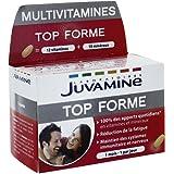 Juvamine Top Forme Vitamines Et Mineraux 1 Mois 30 Comprimes