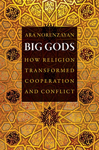 Network Capable Displays - Big Gods: How Religion Transformed Cooperation and Conflict