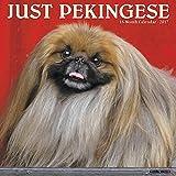 Just Pekingese 2017 Wall Calendar (Dog Breed Calendars)
