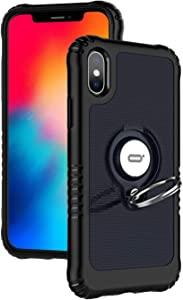 ICONFLANG Compatible Phone Case for iPhone Xs/for iPhone x 5.8