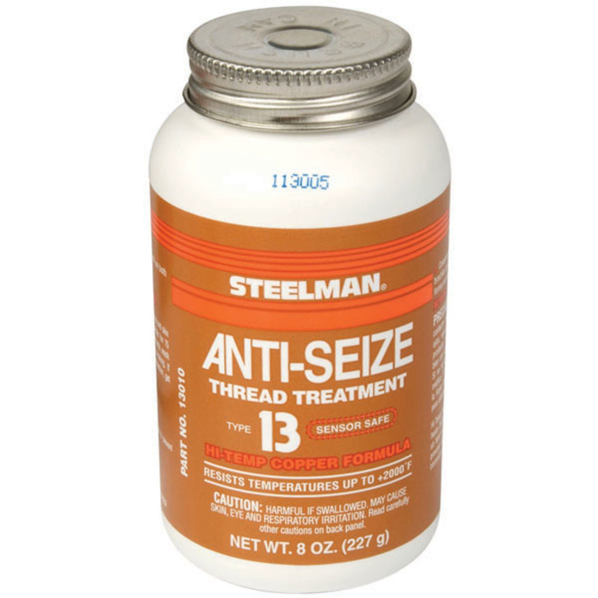 STEELMAN JSP10116 8-Ounce Anti-Seize Thread Lubricant by Steelman
