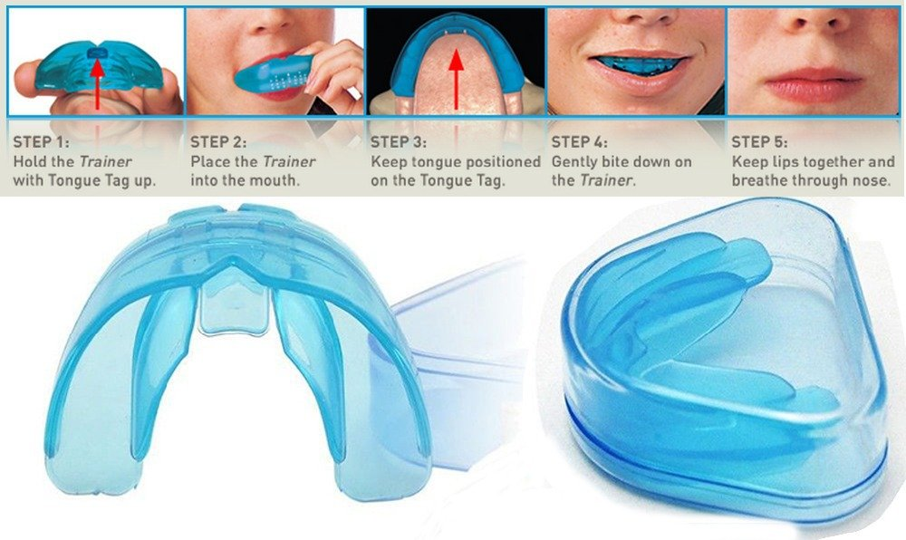 1pcs New Dental Oral Teeth Trainer Orthodontics Appliance Dentist ...