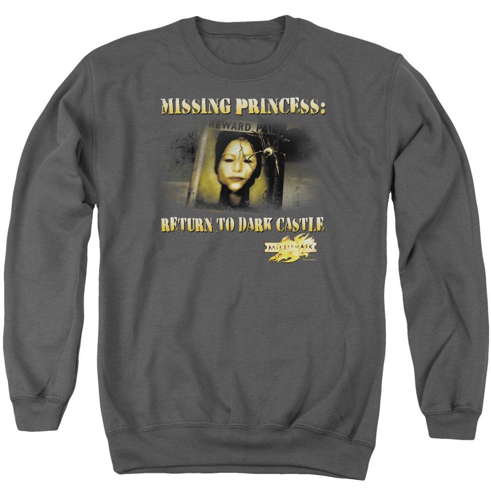 Mirrormask Mens Missing Princess Sweater