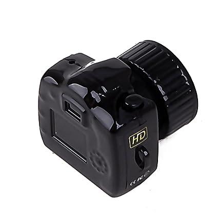 HDE – Más pequeño Tiny grabación de vídeo digital DVR Micro cámara