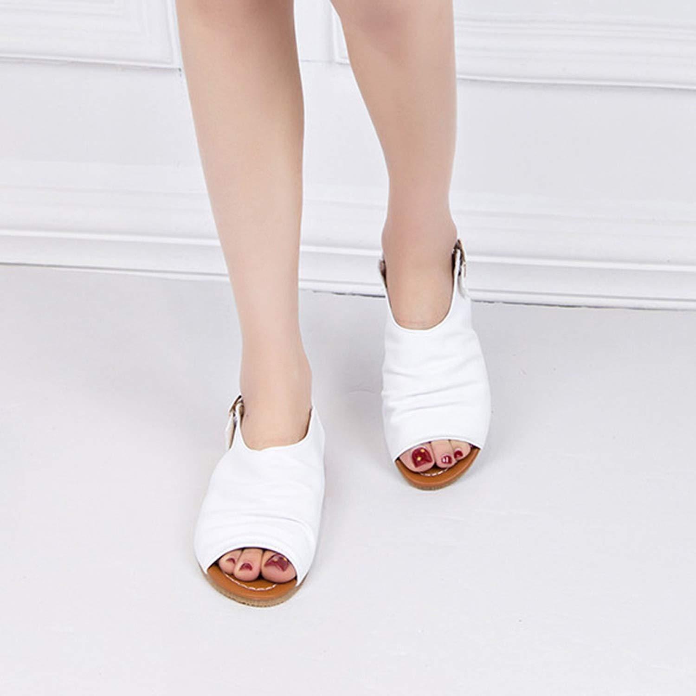 Lonely Store Women Sandals Flat Casual Ladies Summer Sandals Comfortable Platform Sandals Women Summer Open Toe