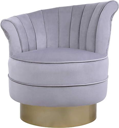 HOMEFUN Swivel Vanity Chair