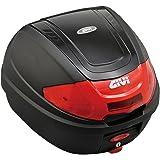 GIVI(ジビ) モノロックケース(トップケース) ブラック E300N2N902 76879