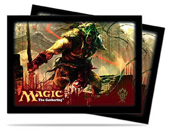 Multi One Size Caseys-Distributing 86396 Ultra Pro Gaming Generic Deck ProtectorDeck Protector