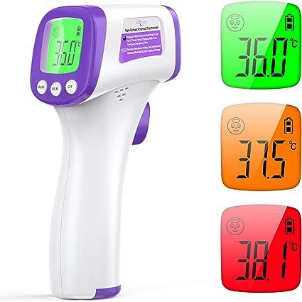 Termometro Infrarrojos Digital KKmier