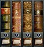File Art aj312Diseño Etiquetas-Etiquetas para archivadores