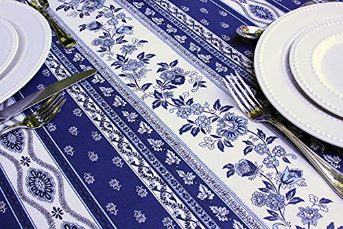 72-or-84-inches-rectangular-or-oval-tablecloth-provence-avignon-in-marine-please-choose-the-size-and