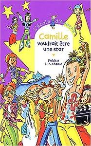 """Afficher """"L'école d'Agathe n° 30 Camille voudrait être une star"""""""