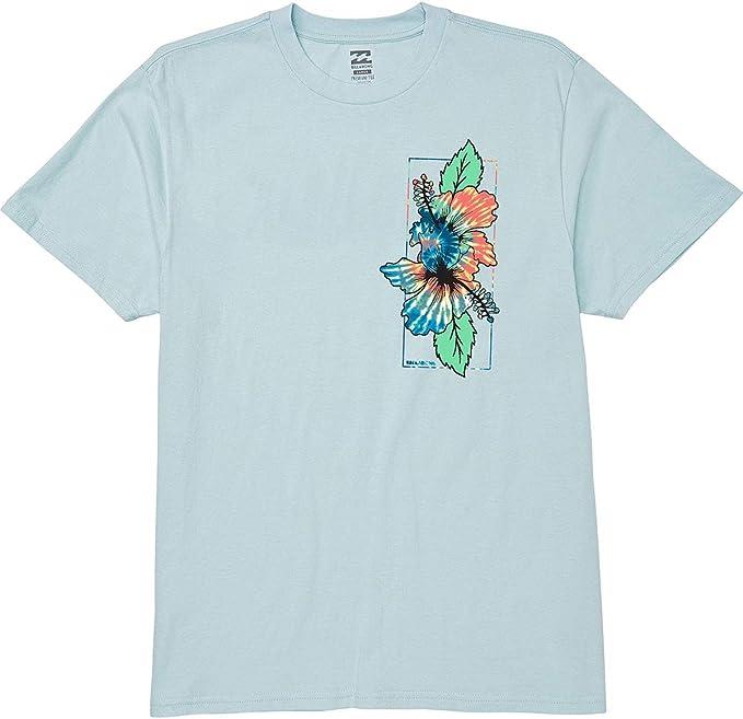 Billabong - Camiseta de manga larga con capucha para niña