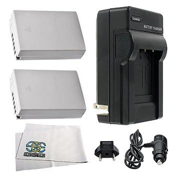 Amazon.com: Kit de reemplazo de la batería para Olympus BLN ...