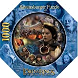 The Lord of the Rings - Return of the King Round Puzzle (1000 pieces)