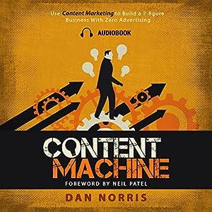 Content Machine Audiobook