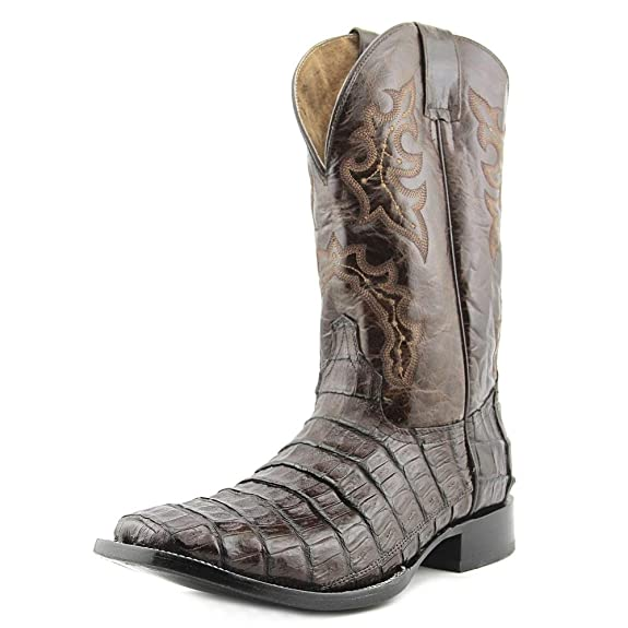 f3ad1a02724 Corral Mens L5009 100% Leather/Caiman Boot