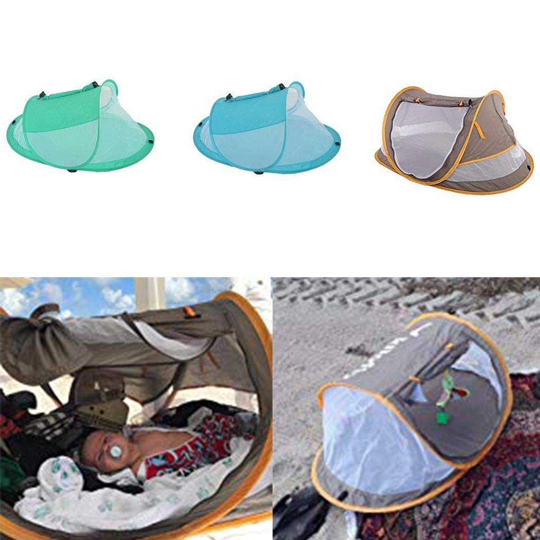 Giope05 Travel Infant Baby Bed Net Foldable Portable Baby Mosquito Tent Crib Netting