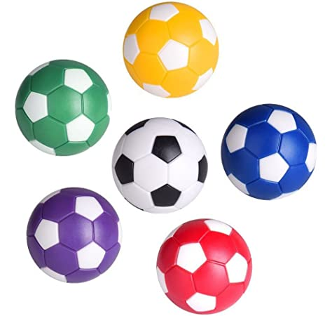 Futbolín de Recambio 12pcs, Oziral Balones de Fútbol ABS Plástico para Juego de Juguete Infantil: Amazon.es: Deportes y aire libre
