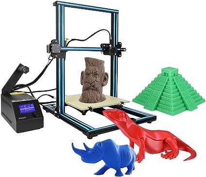 Aibecy Creality CR-10 3D DIY Impresora 300 * 300 * 400 mm Tamaño ...