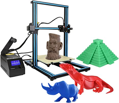 Creality CR-10 Aibecy 3D DIY Impresora 300 * 300 * 400 mm Tamaño ...
