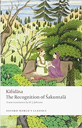 Overview of The Recognition of Sakuntala (Dover Thrift Editions) Book