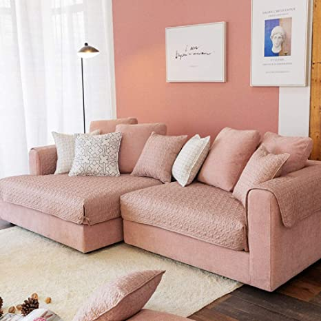 Pack of 3-100/% Cotton Lounge Sofa Living Square Cushion Covers 43 x 43cm