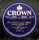 California Ramblers #5 Recorded 1929 - 1936 CD274E