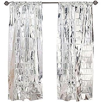 Amazon Com Solar Curtains Home Amp Kitchen