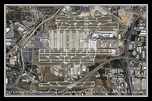 Atlanta Airport Map