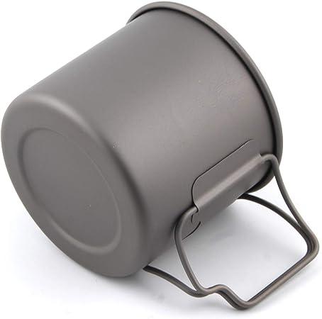 TOAKS Tazza portatile in titanio ultra leggera