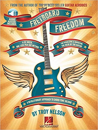 fretboard freedom book audio online
