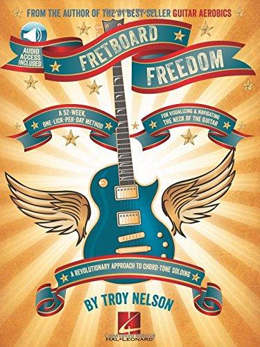 (Fretboard Freedom - Book/Audio Online)