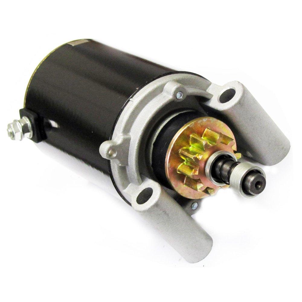 Caltric Starter Fits Kohler 2509807, 2509807-S, 2509805, 2509806