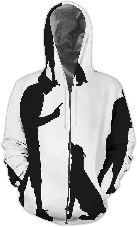 Garbage Line Icons Illustration Pollution,Mens Print 3D Fashion Hoodies Sweatshirts Environment S