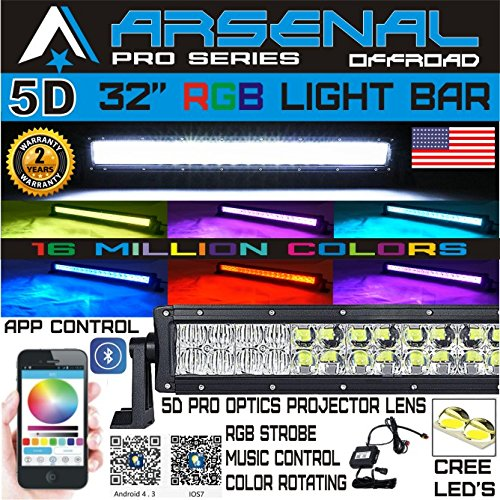 Million Colors Flashing Bluetooth Offroad product image