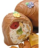 Philadelphia Candies Fruit and Nut Egg, Milk Chocolate 8 Ounce Gift Box