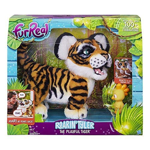 FurReal Roarin' Tyler, the Playful Tiger by FurReal (Image #2)