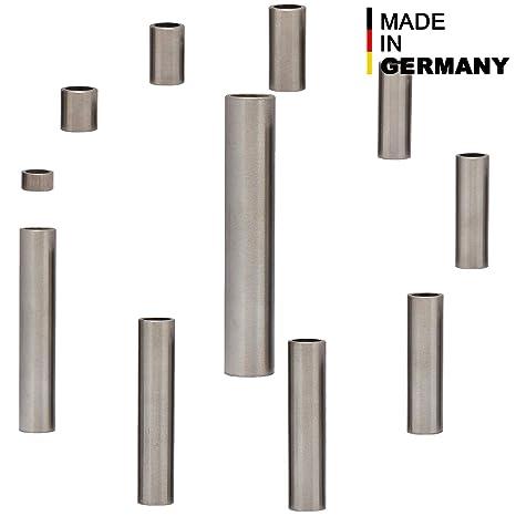 FASTON - Casquillos distanciadores M6 de acero inoxidable ...