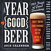 A Year of Good Beer Page-A-Day Calendar 2016