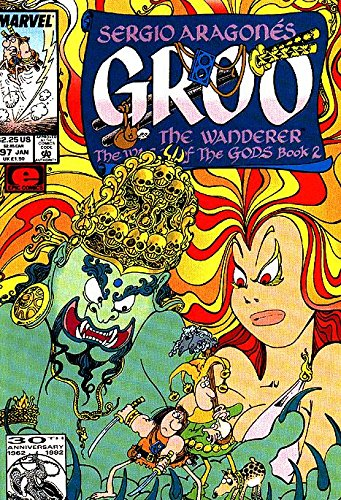 Sergio Aragones Groo the Wanderer (1985 series) #97