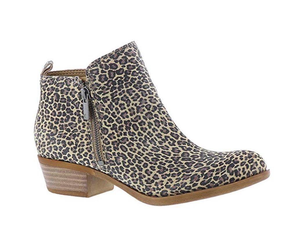 Lucky Brand Women's Basel Boot B01IW9JYE8 6.5 B(M) US|Persian Leopard