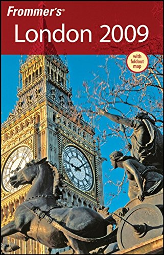 Frommer's London 2009 (Frommer's Complete Guides)