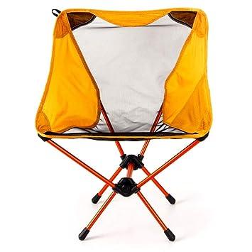 Portable Camping Silla LibreDe Ultra Ligera Aire Plegable Al byYvfg76