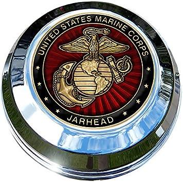 MotorDog69 Marine Jarhead Harley Timing Cover Coin Mount Set/…/…