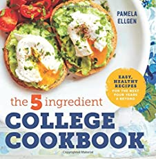 9 printable food storage cookbooks pdf preppers survive the 5 ingredient college cookbook easy healthy recipes for the next four years beyond forumfinder