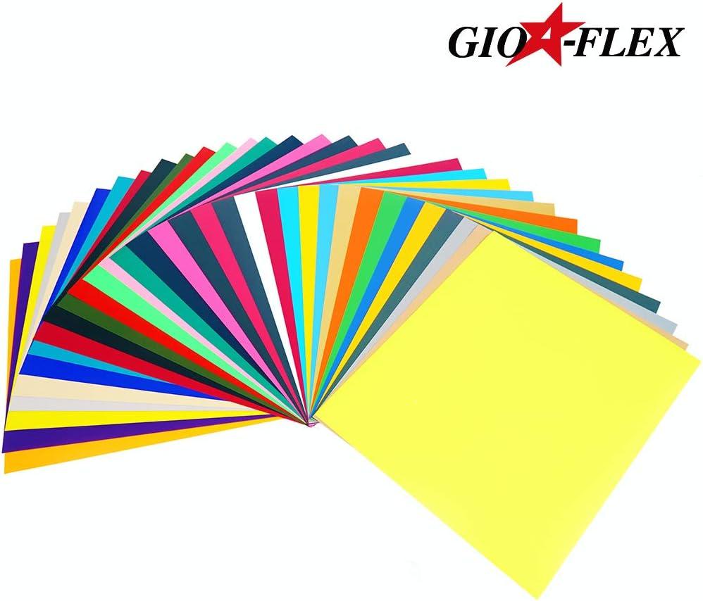 Best 3 Color Set: GLO-FLEX PU HTV
